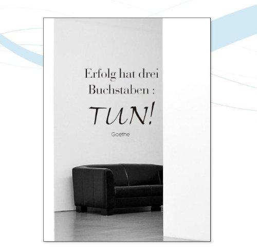 wandtattoo spr che hier die bestseller finden. Black Bedroom Furniture Sets. Home Design Ideas