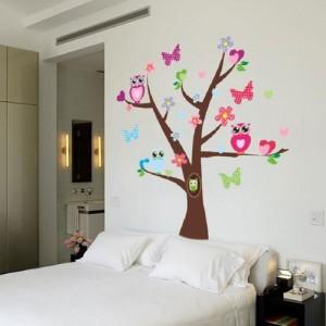 Wandtatto Baum