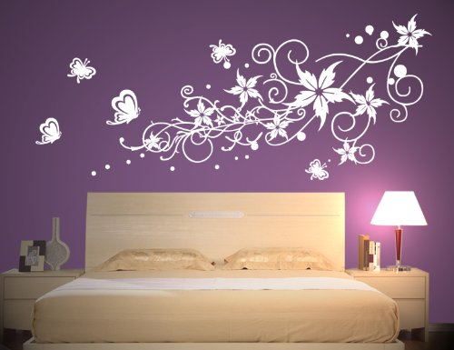 wandtattoo wandaufkleber aufkleber wandsticker wall sticker wohnzimmer schlafzimmer kinderzimmer. Black Bedroom Furniture Sets. Home Design Ideas