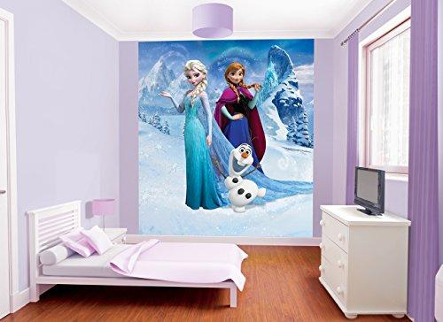 disney frozen fototapete ein m dchentraum. Black Bedroom Furniture Sets. Home Design Ideas