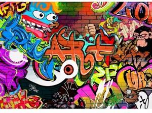 Graffiti Tapete